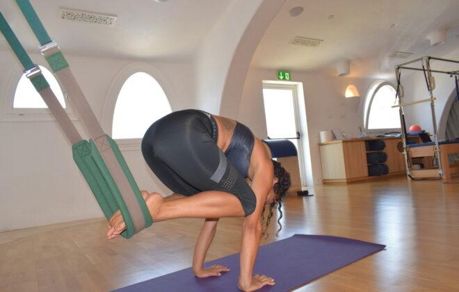 Lezioni di yoga in Costa Smeralda